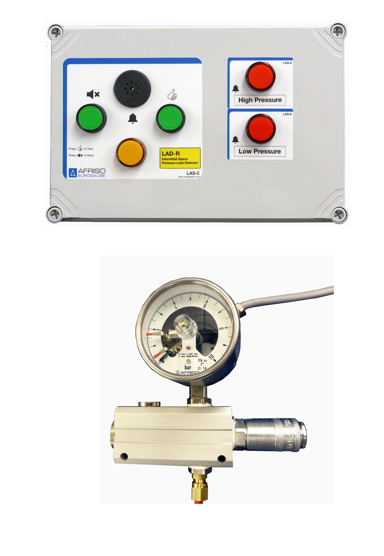 LAD-R Double Skin Pipe Leak Detector – Pressurised
