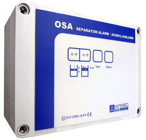 OSA Oil Separator Alarm – Oil And Silt