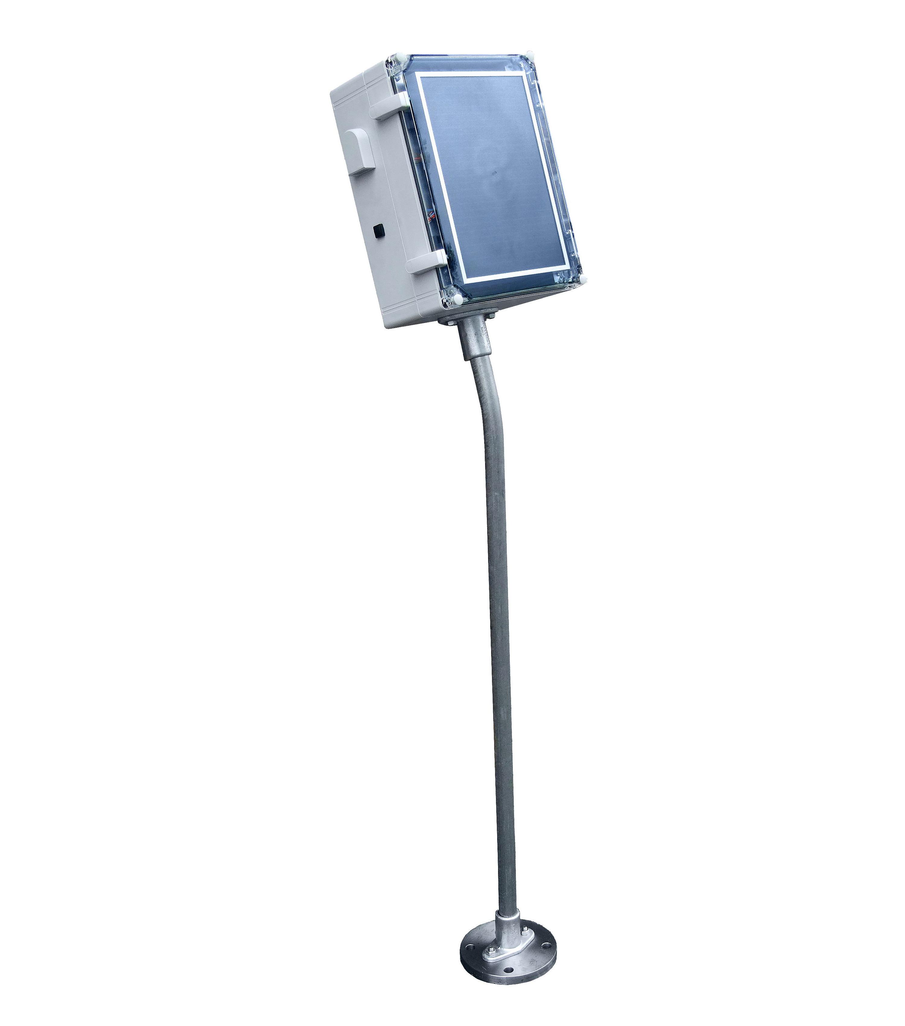 SOL 3000 Solar Powered Oil Separator Alarm